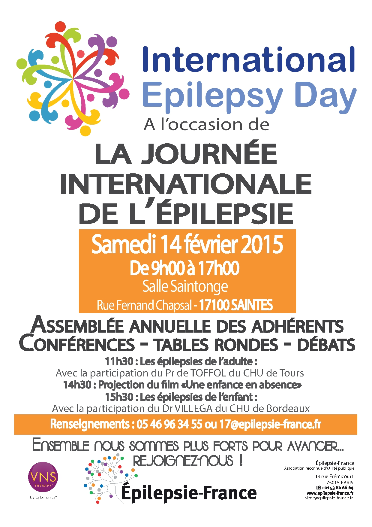 association epilepsie france